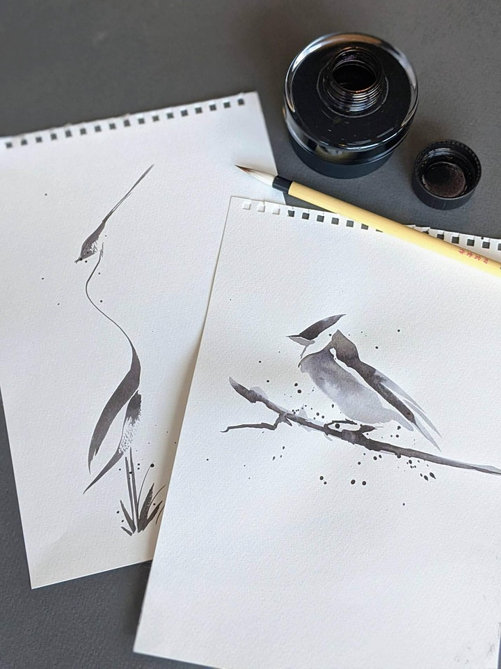 Explorations with Ink Workshop image