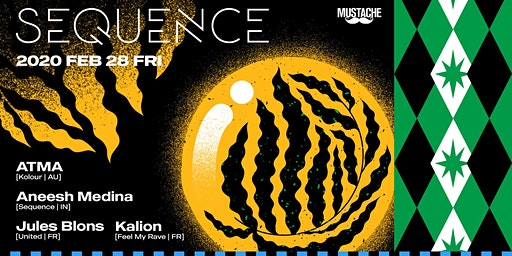 Sequence VII at Mustache Bar