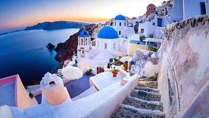 The Power of Intention Retreat: Santorini, Greece tickets