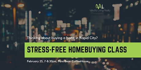 Stress-Free HomeBuying Class tickets