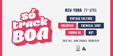 Vintage Culture Presents So Track Boa tickets