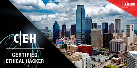 Certified Ethical Hacker (CEH) Masterclass – Dallas, TX tickets