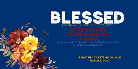 Blessed  Christian Women's Event tickets