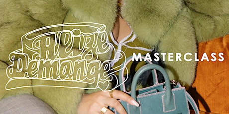 ALIZÉ DEMANGE STYLING MASTERCLASS tickets