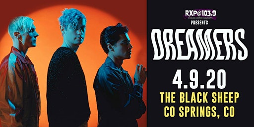 Dreamers w/ Special Guests at THE BLACK SHEEP