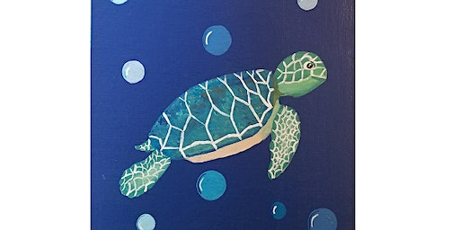 Just Keep Swimming! - Kids Paint Party with Abby Wilner