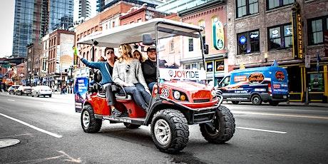 Explore Nashville Sightseeing Tour - 5:00PM tickets