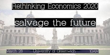 Rethinking economics 2020: salvage the future tickets