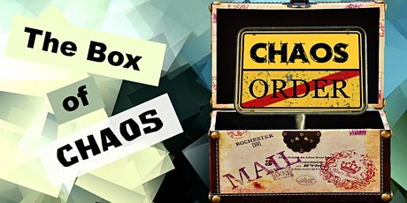 The Box of CHAOS! tickets