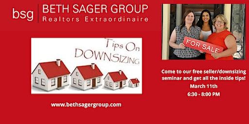 Real Estate Downsizing Seminar