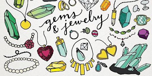 Craft Event: Jewelry & Comic Book