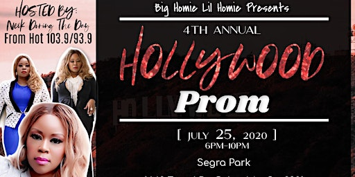 4th annual Hollywood Prom