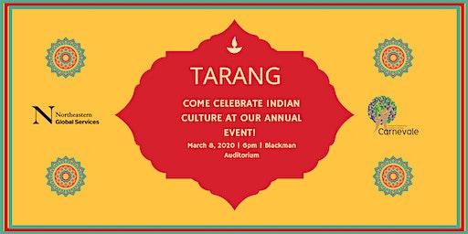 Tarang'20: Co-hosted by Sanskriti