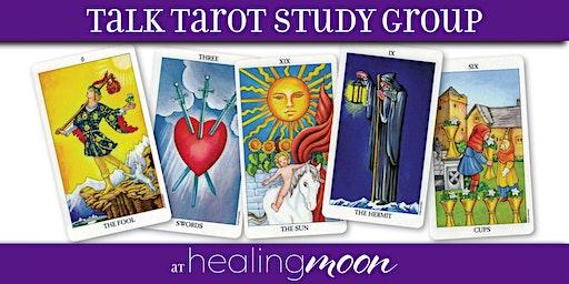 Talk Tarot Study Group - FREE EVENT