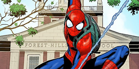 Fifth Annual Forest Hills Comic Con tickets