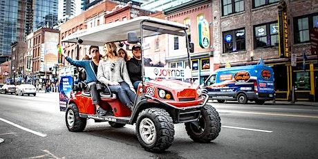 Explore Nashville Sightseeing Tour - 2:00PM tickets