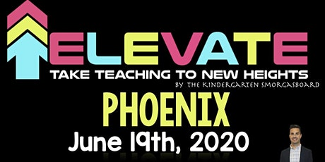 ELEVATE! Phoenix tickets