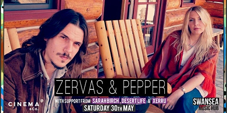 Zervas & Pepper and Guests tickets