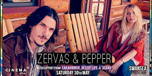Zervas & Pepper and Guests