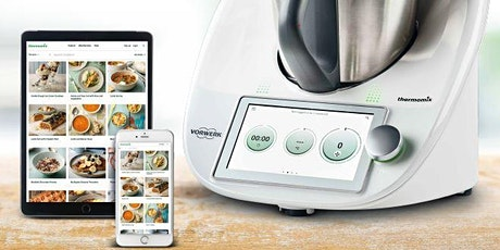 THERMOMIX  TM6 Cooking class basic demonstration connected cooking robot billets