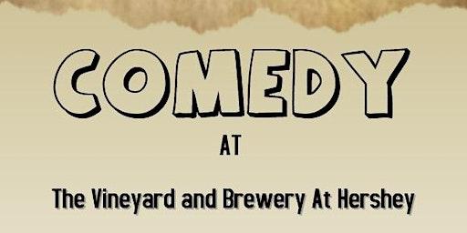 Comedy Night at The Vineyard at Hershey