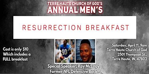 Men's resurrection Breakfast