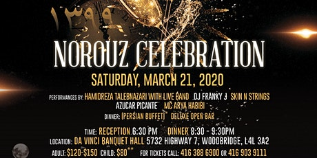 Norouz Celebration (١٣٩٩) 2020 tickets