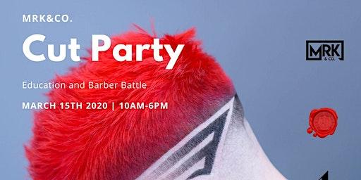 MRK & Co Cut Party