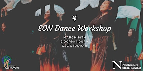 EON Traditional Fan Dance Workshop: Co-hosted by the EON Dance Troupe tickets