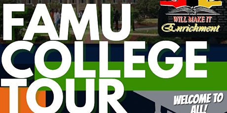 Florida Agricultural & Mechanical University College Tour tickets