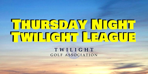Thursday Twilight League at Riverwinds Golf Course