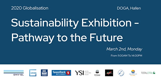 DGF2020 // Sustainability Exhibition - Pathway to the Future