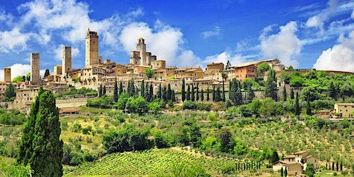 Wine Tour of Italy