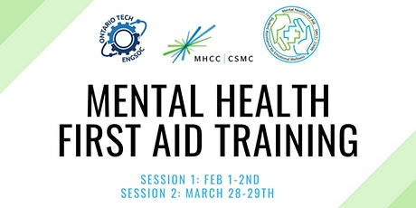 Mental Health First Aid Training - March tickets