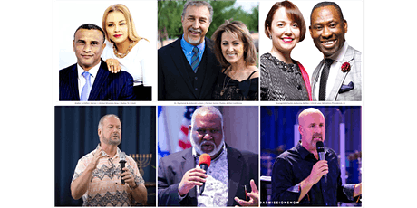Global Missions Now 2020 Dallas Conference tickets