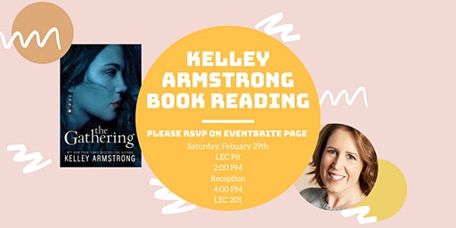 Kelley Armstrong Book Reading