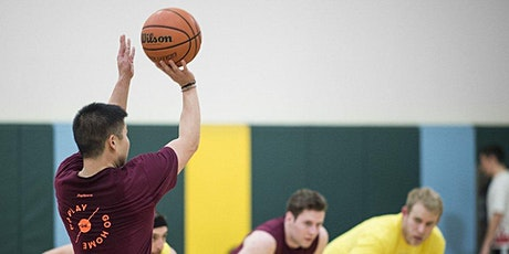 Adult Pick-up Basketball at St. Albans tickets