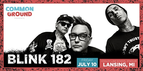 *POSTPONED TO 2021* Common Ground presents Blink 182 tickets