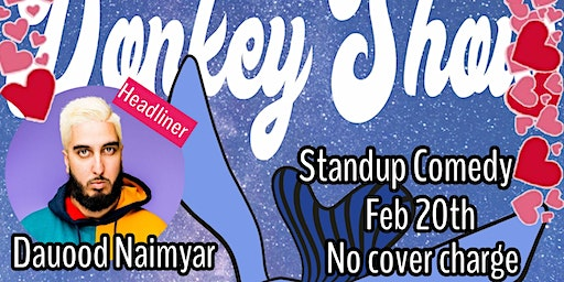 The Roaring Donkey Comedy show