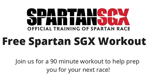 Spartan SGX Workout @ Archetype Strength