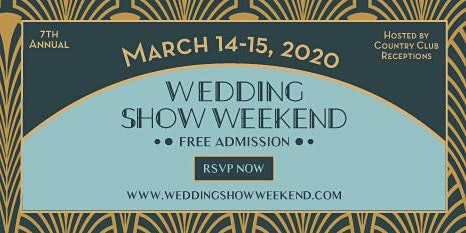 Canyon Oaks Wedding Show Weekend