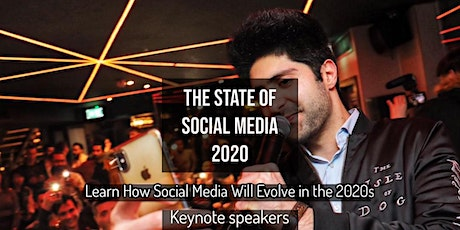 Panel of Experts Discussing The State of Social Media in 2020 & Beyond!!!! tickets
