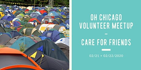 OH Chicago Volunteer Meetup with Care for Friends tickets