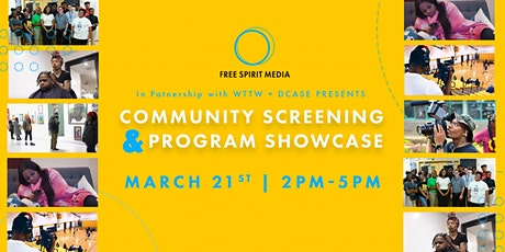 Free Spirit Media's Annual WTTW Community Screening & Showcase tickets