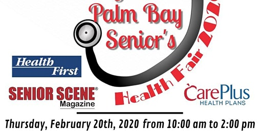 Greater Palm Bay Senior Health Fair - 2020