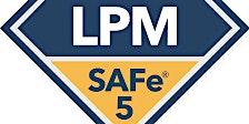 Scaled Agile : SAFe Lean Portfolio Management (LPM) 5.0 New Jersey