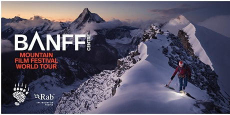CANCELED: Banff Centre Mountain Film Festival World Tour: Program 2 tickets