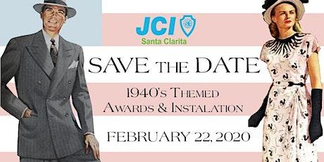 2020 Annual Awards & Installation Gala tickets