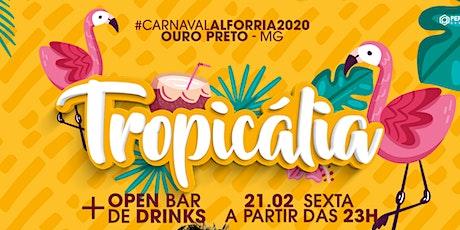 Carnaval Alforria- Festa Tropicália ingressos