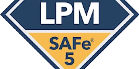 Scaled Agile : SAFe Lean Portfolio Management (LPM) 5.0 Las Vegas, NV tickets